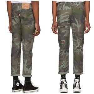 Levi's Premium   Hi-Ball Roll Camo Men's Jeans
